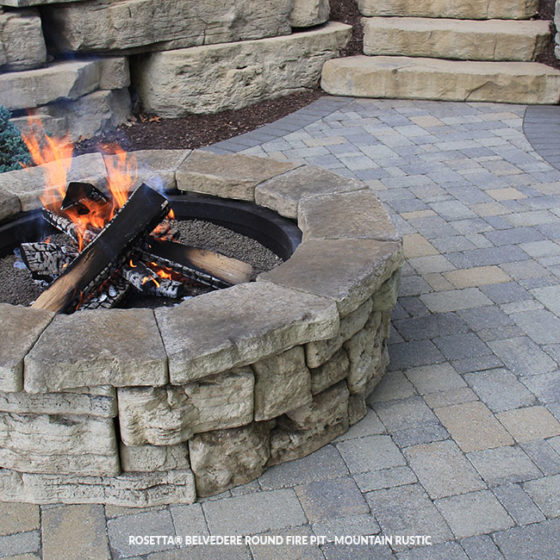 Fire Pits & Fireplaces - Draguns Landscape Supply - Cranberry, Wexford And Pittsburgh.